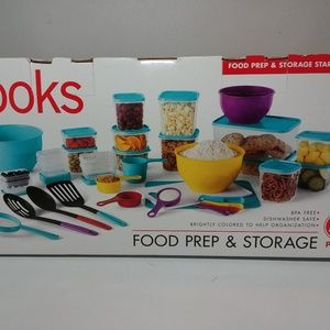 NEW...Food Prep & Storage Set